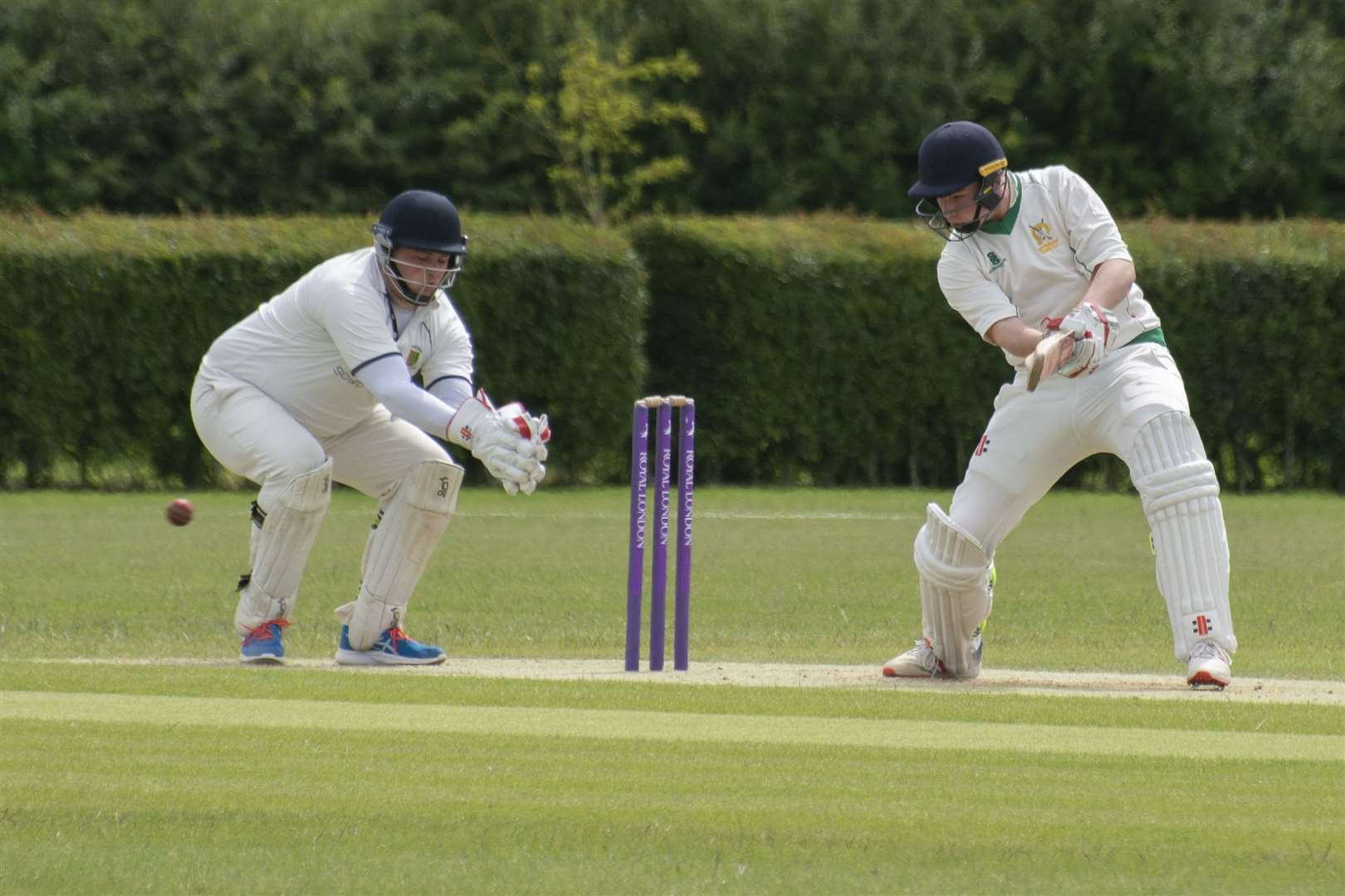 Uppingham v Stamford in the Rutland League (12135680)