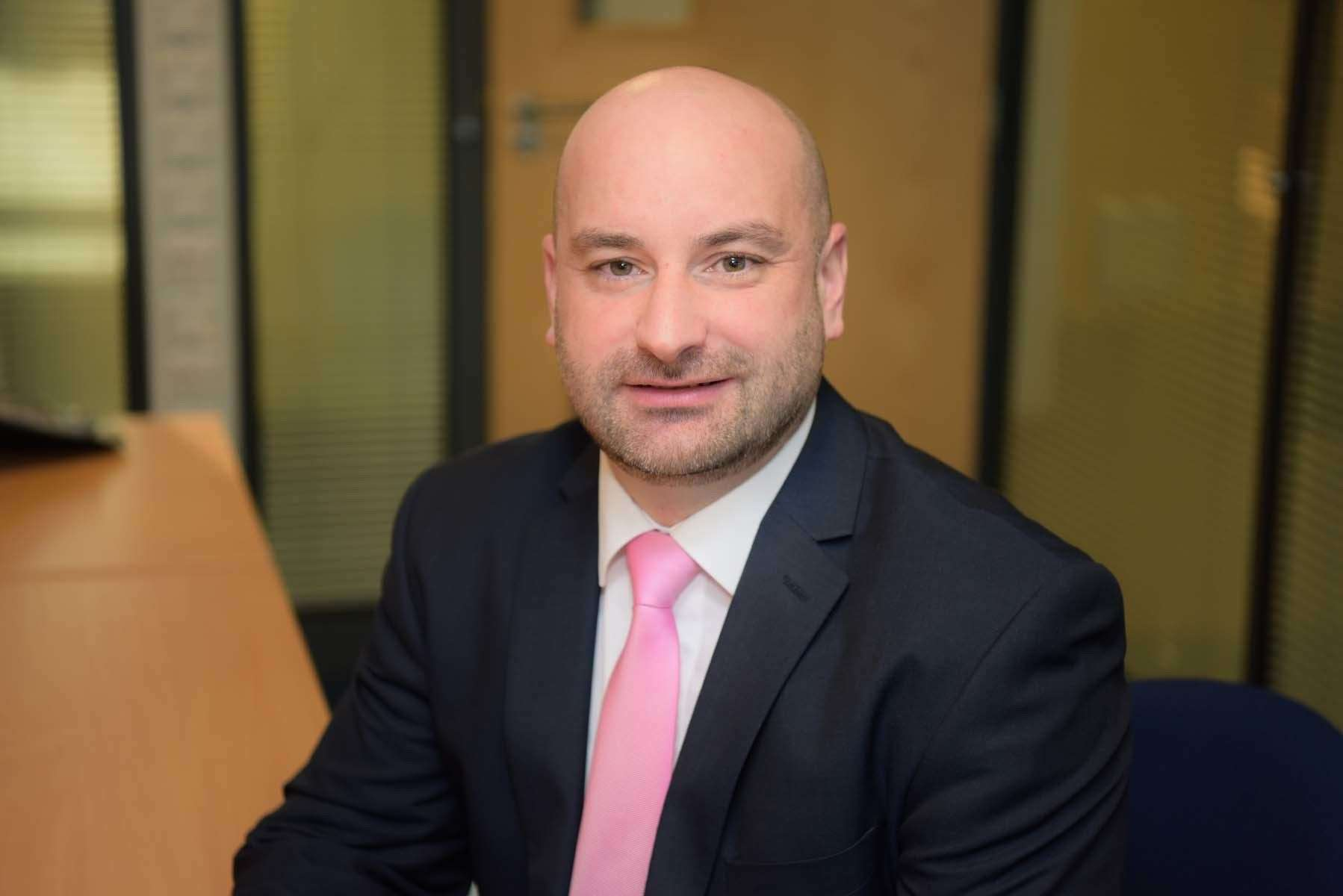 Police and Crime Commissioner Marc Jones (10375083)