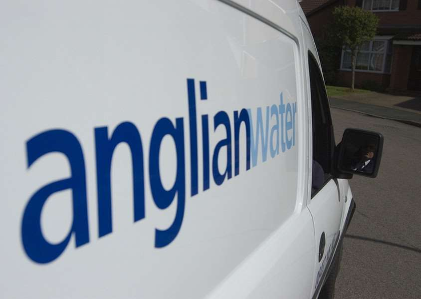 Anglian Water news from Spalding.
