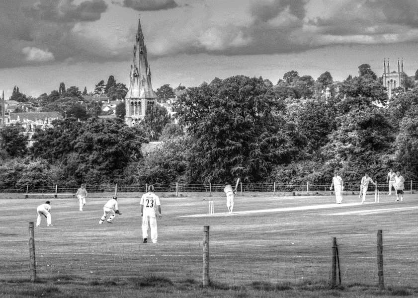 That's Cricket, by Sue West