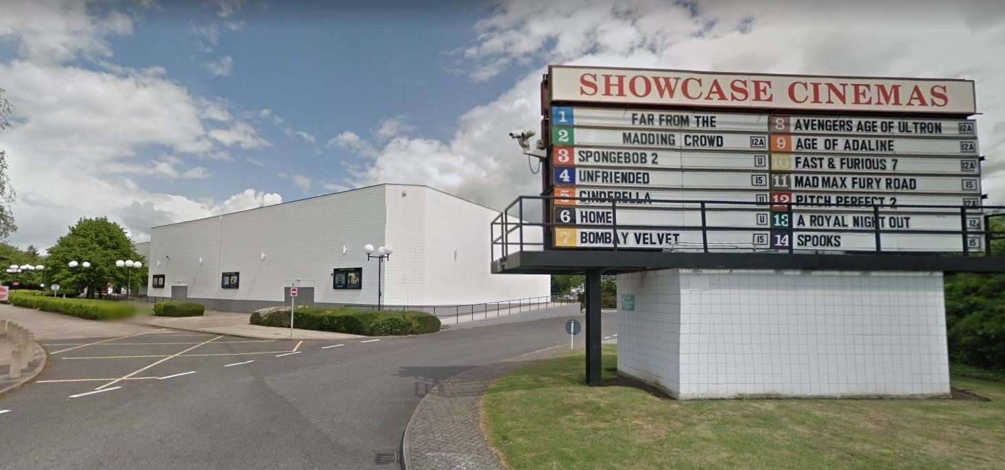 Showcase Cinema De Lux Peterborough. Photo: Google
