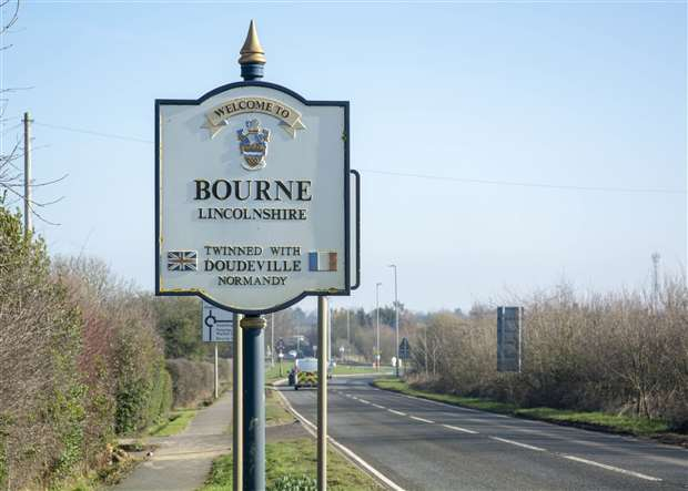 Where is Bourne?