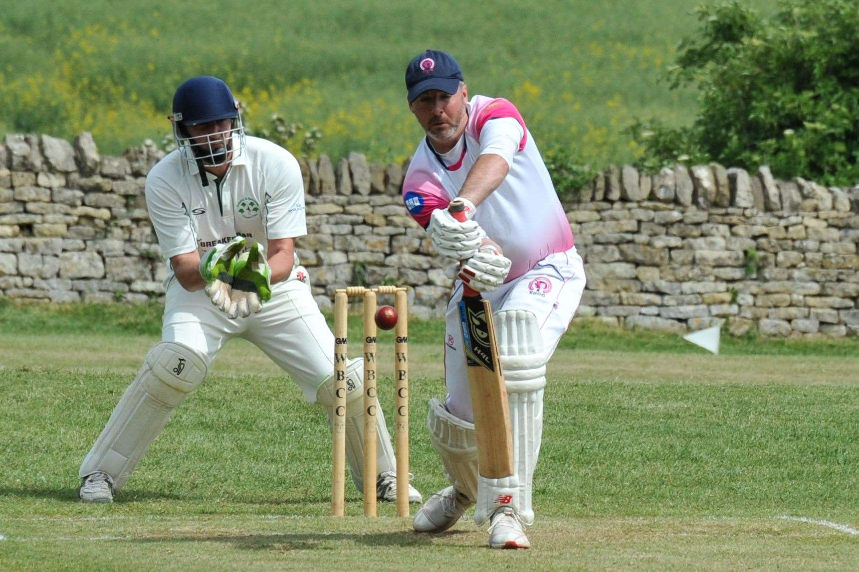 Ketton Sports 2nds were derby winners at Wakerley & Barrowden on Saturday. Photo: Alan Walters (11302122)