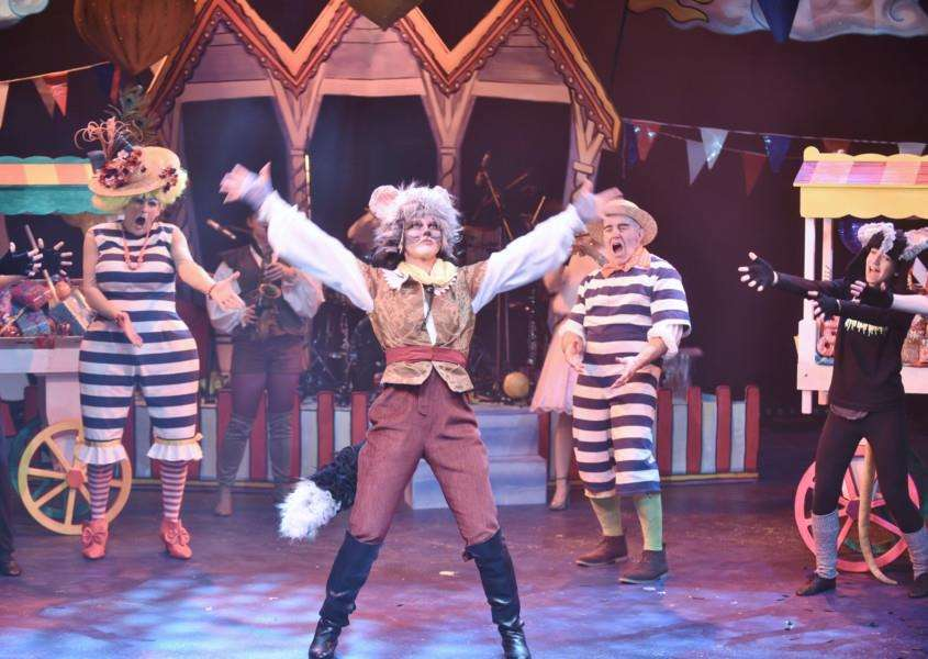 Dick Whittington Key Theatre panto 2016 EMN-160112-091559009
