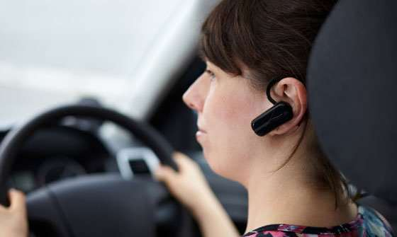Chatting on hands-free phone 'just as dangerous for drivers as using a mobile' new research finds