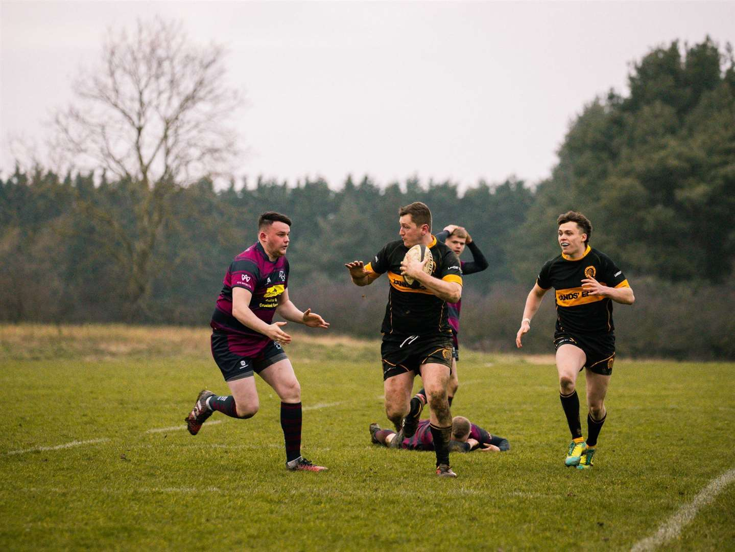 Oakham continued their fine form with victory over Spalding on Saturday. Photo: Charles Hurst Photography (27833827)