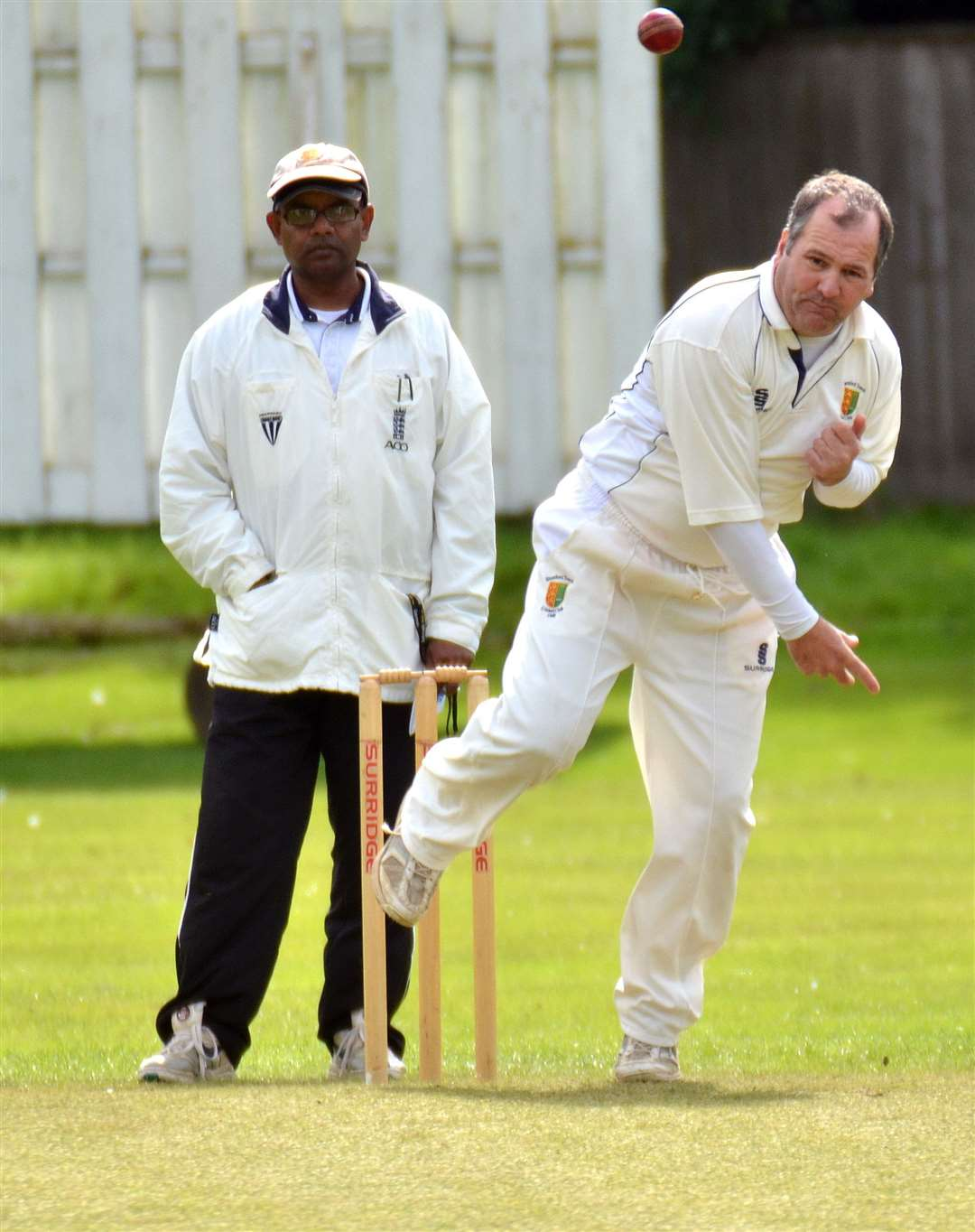 Chris Birch took six wickets for Stamford 2nds on Saturday. (11288479)