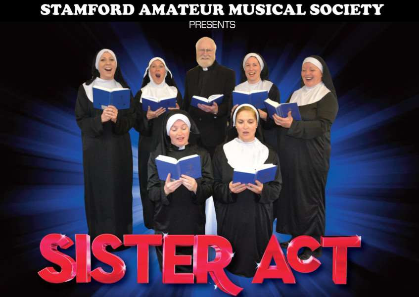 Sister Act at Stamford Corn Exchange