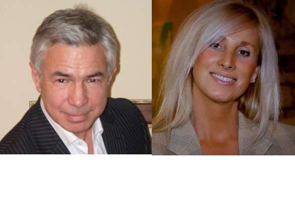 Local Media Impact's Richard Parkinson and Louise Hudson