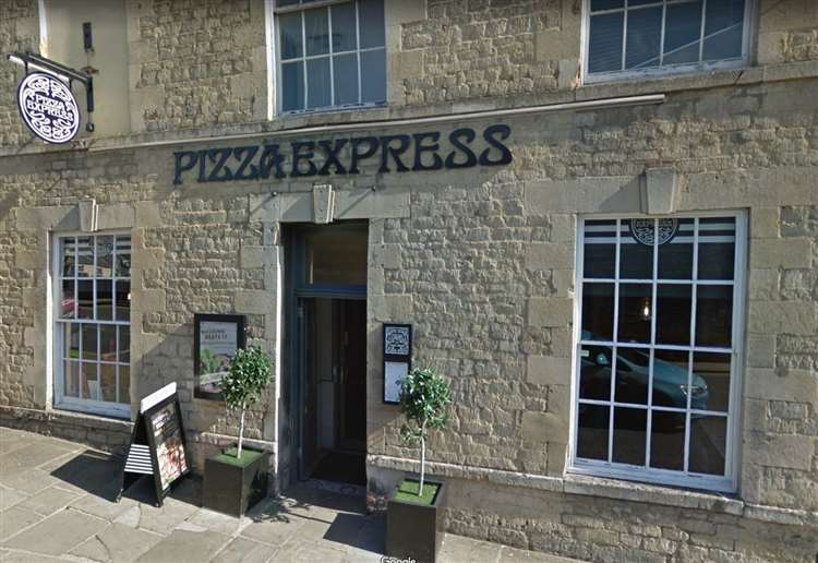 Future Of Pizza Express In Stamford Uncertain As Large Debts