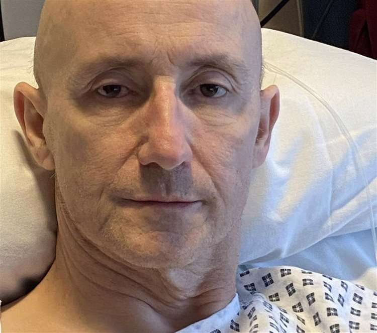 Dave Mears had his leg amputated below the knee following a severe infection which he fears could be linked to the covid vaccine