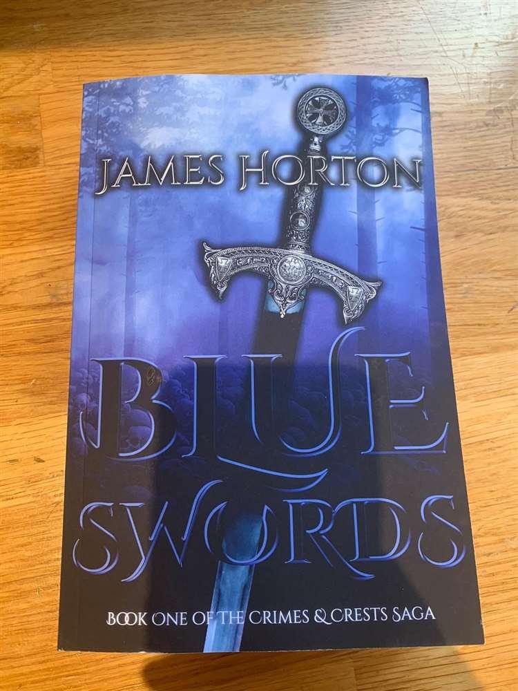 Blue Swords by James Horton (39944598)