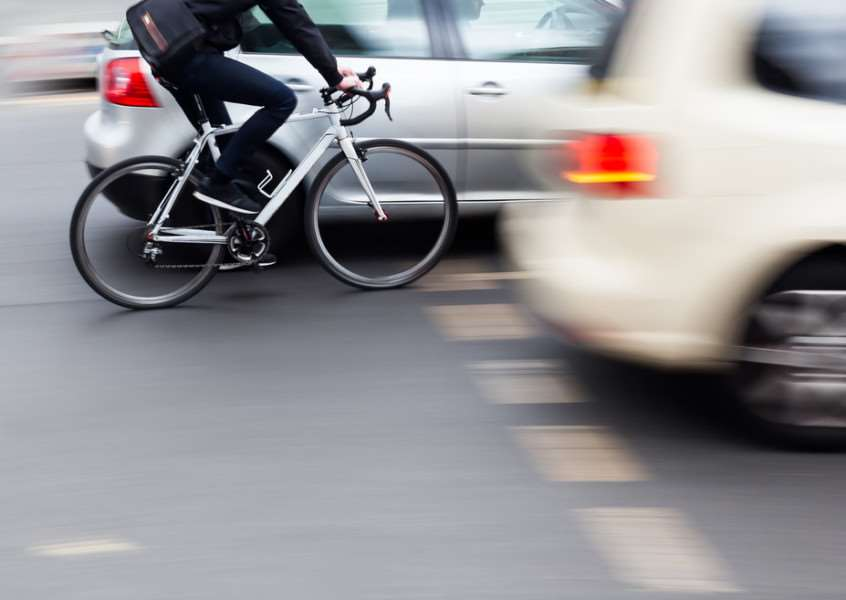 Petition to protect cyclists with 1m passing distance