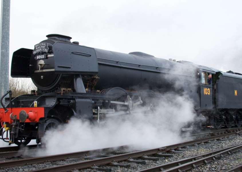 The Flying Scotsman