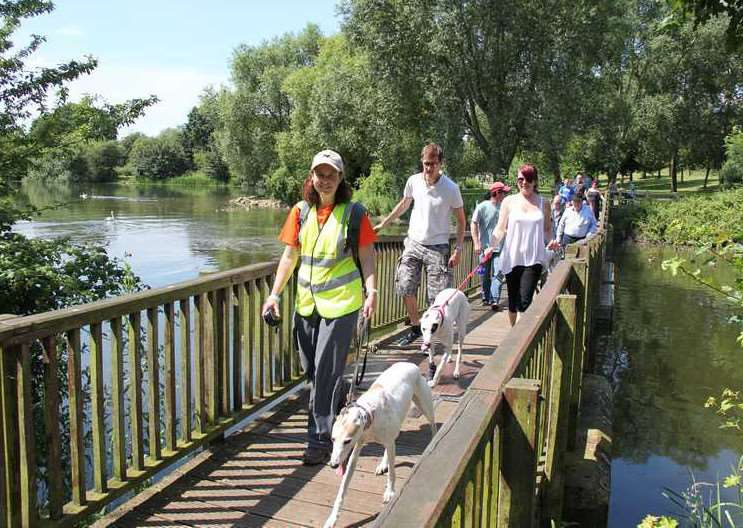 Last year's event at Ferry Meadows EMN-150528-140326001