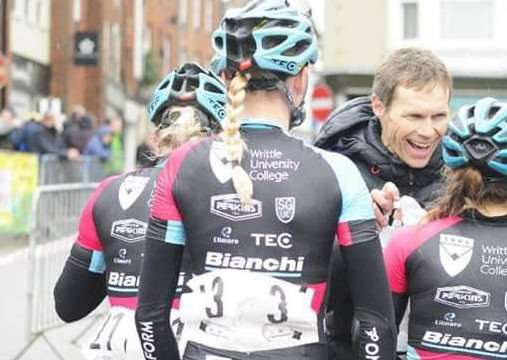 TEAM LEADER: Mark Botteley runs Cycle Team OnForm's junior and youth teams. Photo supplied by Redman Photographic.