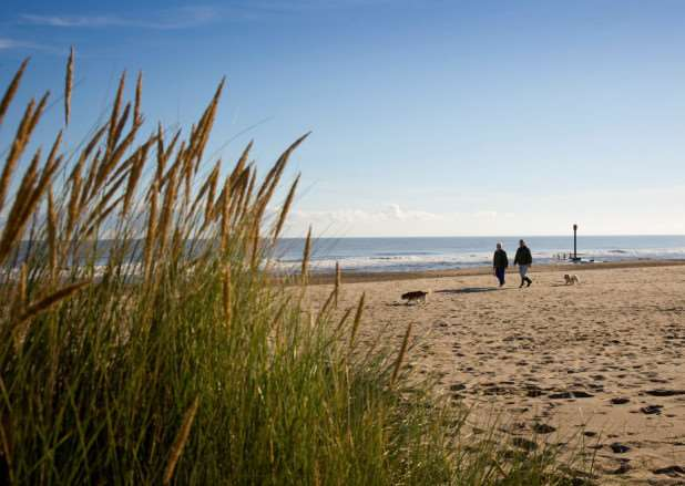 Always popular is a trip to Lincolnshire's coast