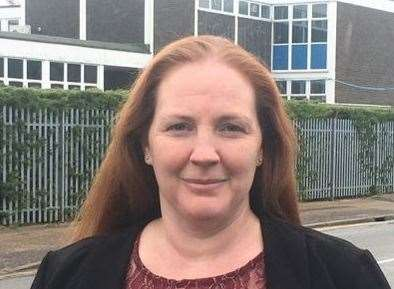 The prospective parliamentary candidate for North West Cambridgeshire: Cathy Cordiner-Achenbach - Labour