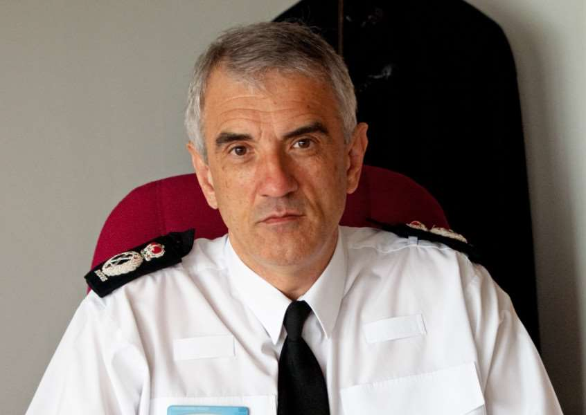 Chief Constable of Lincolnshire Police Neil Rhodes ENGEMN00120131103172942
