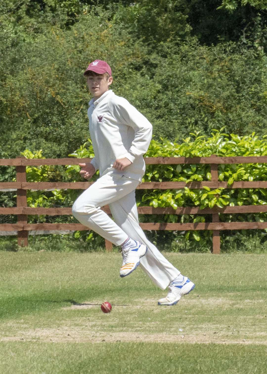 Ketton Sports 2nds v Nassington 2nds. Photo: Lee Hellwing (2715468)