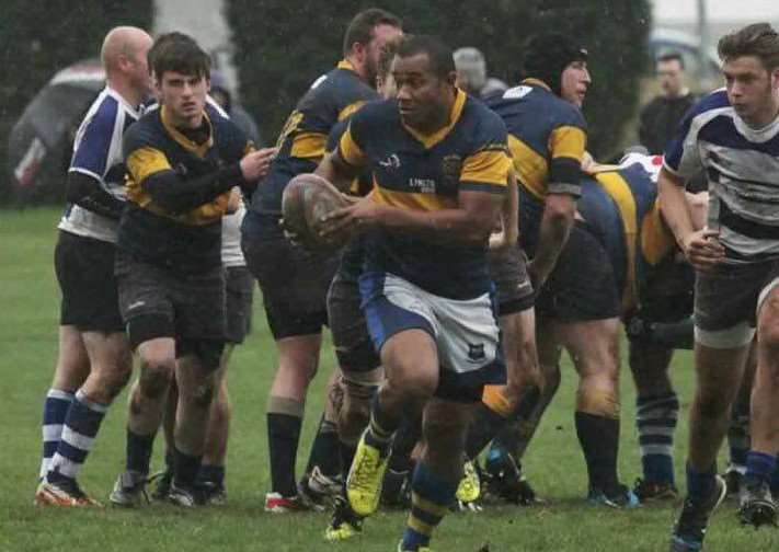 Savanaca Kokoibulileka, who died after collapsing while playing rugby for Oakham EMN-160926-122817001