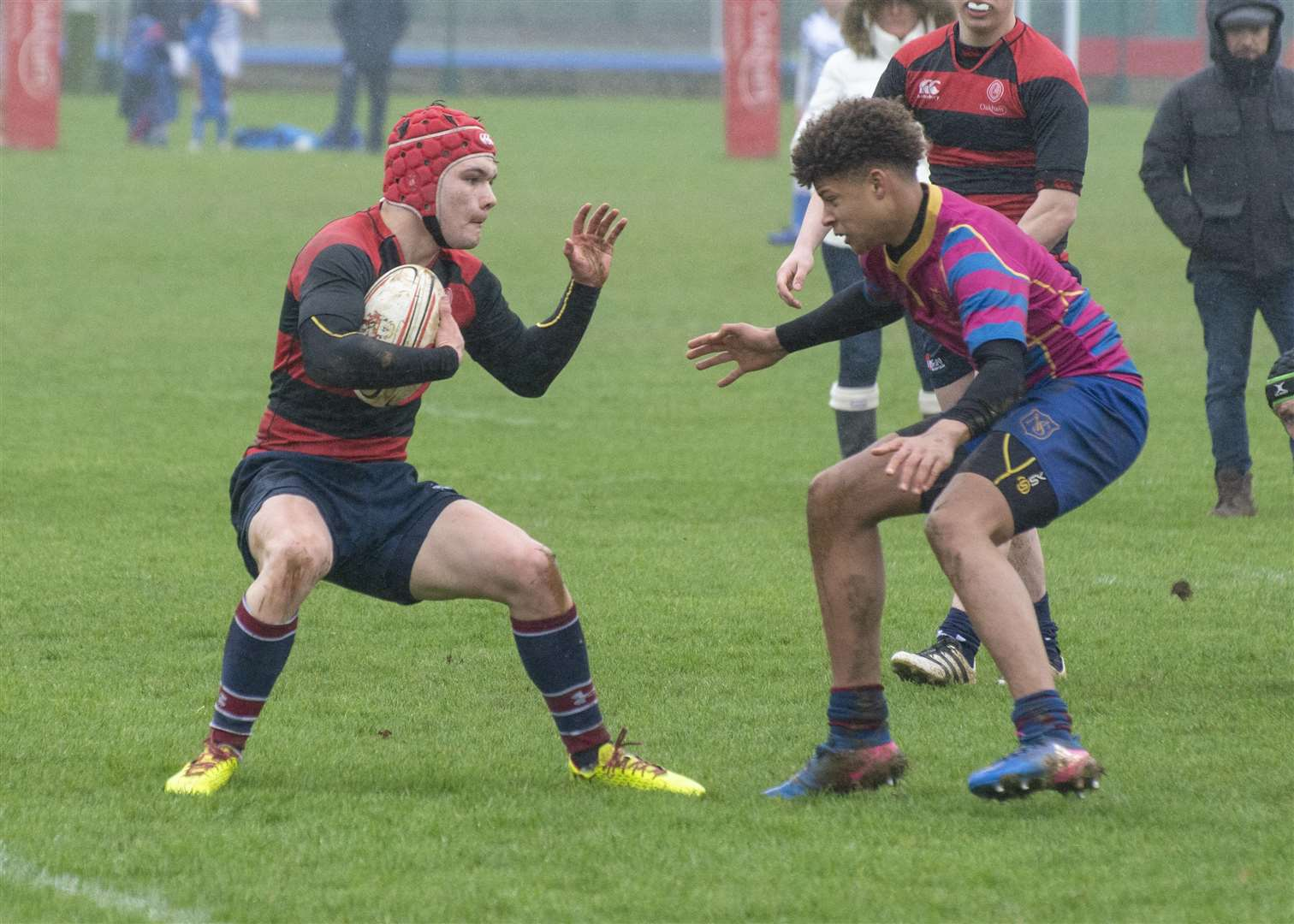 Action from the Oakham Sevens event. Photo: Lee Hellwing (7546840)