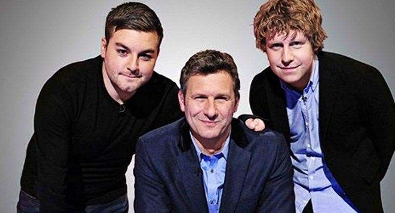 Adam Brooker, Adam Hills and Josh Widdicombe (11082903)
