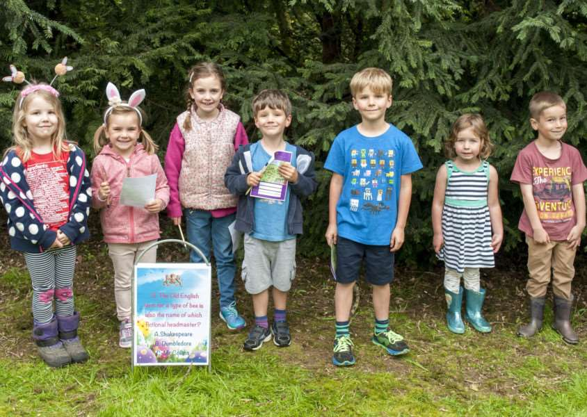 Burghley Easter Egg Hunt'Photos: Lee Hellwing