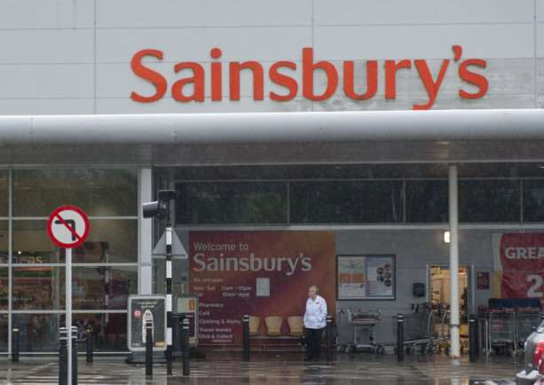 Sainsbury's is just one of the supermarkets to recall products this week