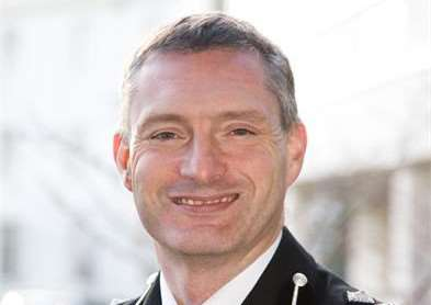 THE CHIEF: Bill Skelly is set to become the new Chief Constable of Lincolnshire Police next year, succeeding Neil Rhodes who is due to retire next month.
