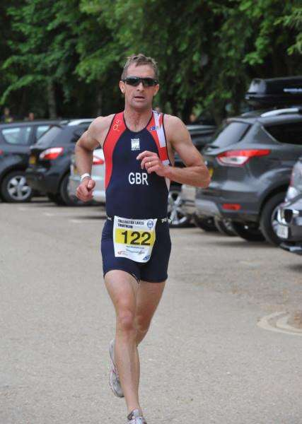 Action from the Triathlon at Tallington lakes EMN-150507-205432009