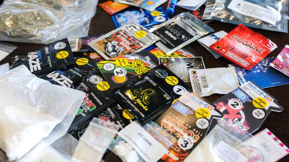 Children are being warned about legal highs