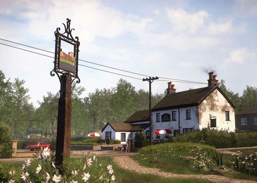 Everybody's Gone to the Rapture is stunning storytelling art