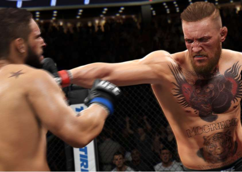 Conor McGregor is the cover star of UFC 2 alongside Ronda Rousey