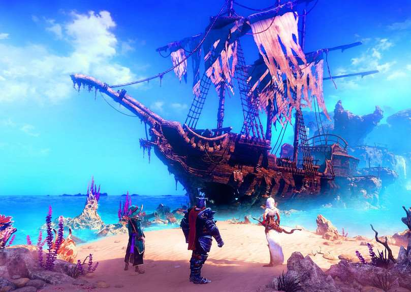 Trine 3 is a 3D platforming puzzle game set in a vivd fantasy world