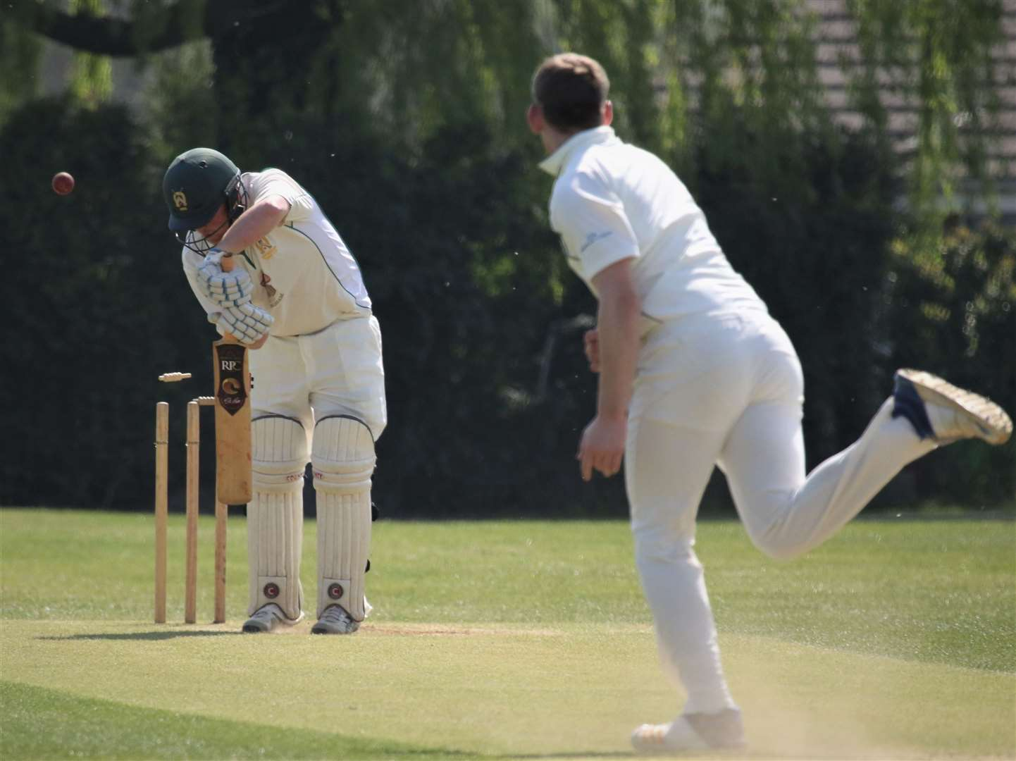 Oakham claimed an opening day derby victory over Uppingham. Photo: Geoff Atton (8962063)