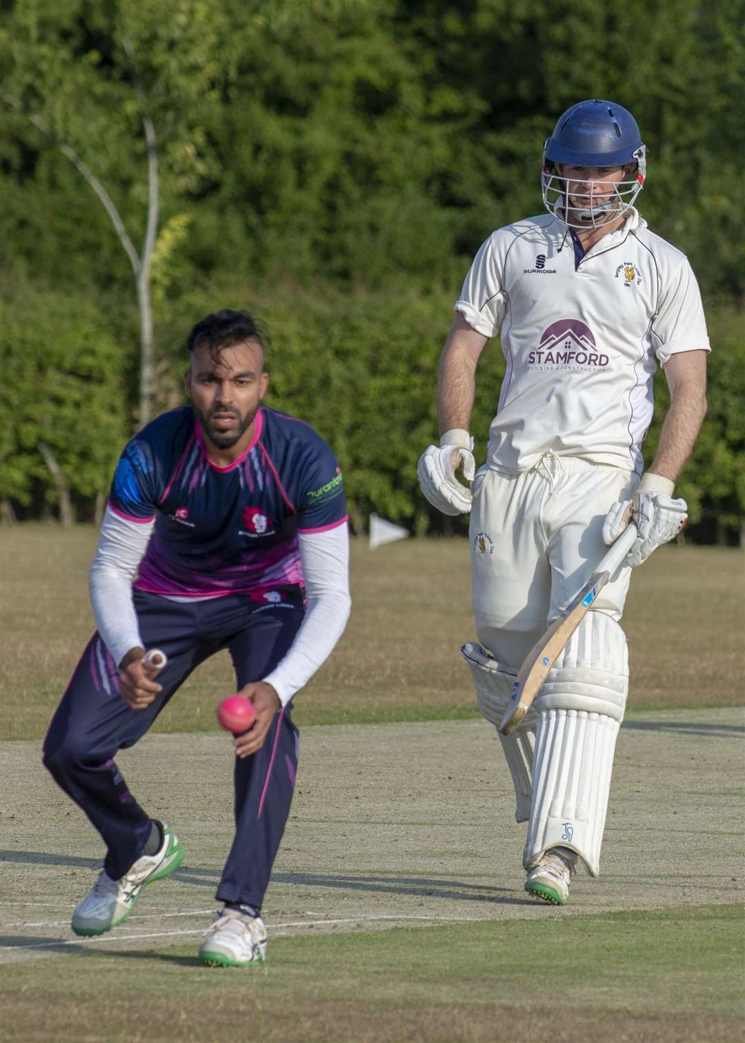 Rutland T20 semi-finals night. Photo: Lee Hellwing (3096300)