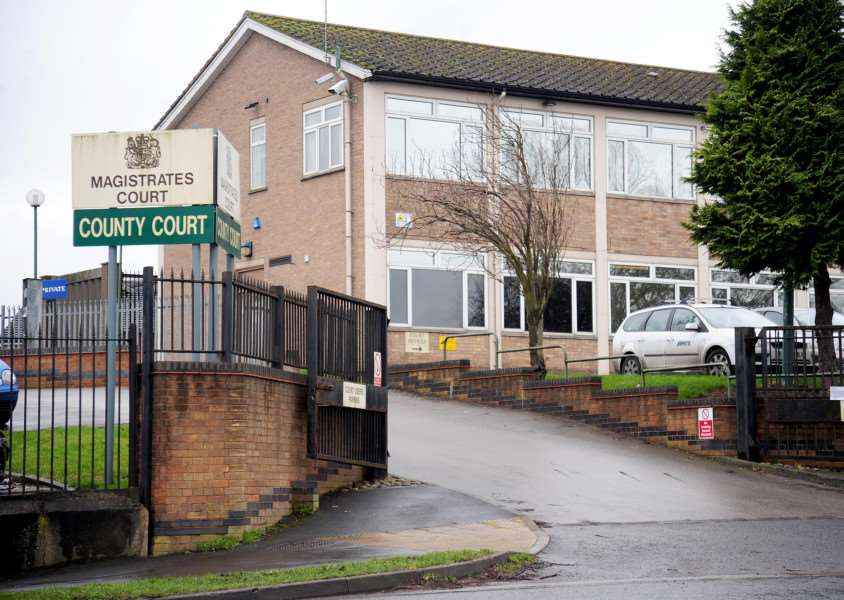 Grantham Magistrates' Court