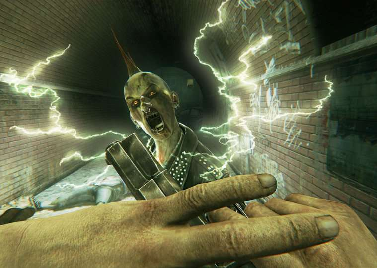 ZombiU is dropping the U and being reborn on PS4, XBox One and PC