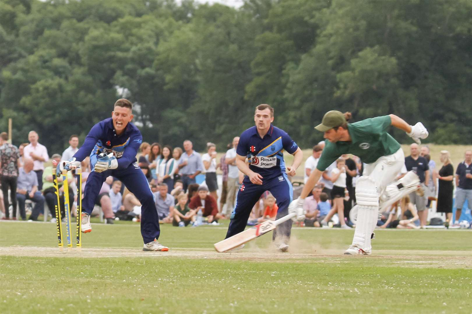 Burghley Park Sixes. Photo: Pip Warters (2805451)