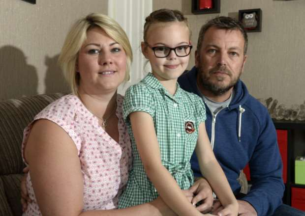 Vicky and Mark Walter, who lost their son Henry, are pictured with their daughter Tilly. Picture by Bruce Rollinson.'''Read more: http://www.yorkshireeveningpost.co.uk/news/meningitis-warning-after-three-year-old-leeds-boy-dies-within-hours-of-falling-ill-1-7928668#ixzz49f5W1y1f