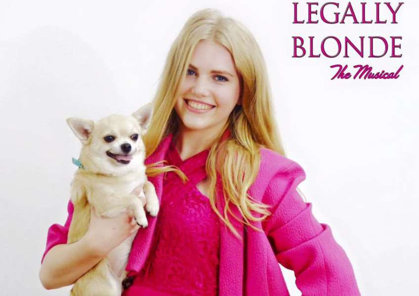 Legally Blonde coming to The Key Theatre in Peterborough