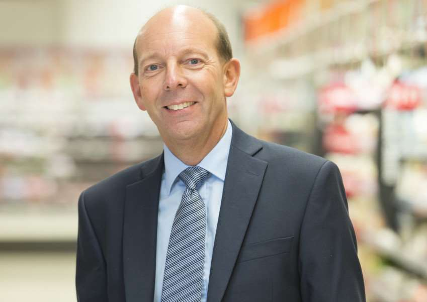 Martyn Cheadle, chief executive of the Central England Co-operative.