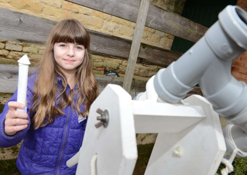 Space exploration at Woolsthorpe Manor: Emily Francis