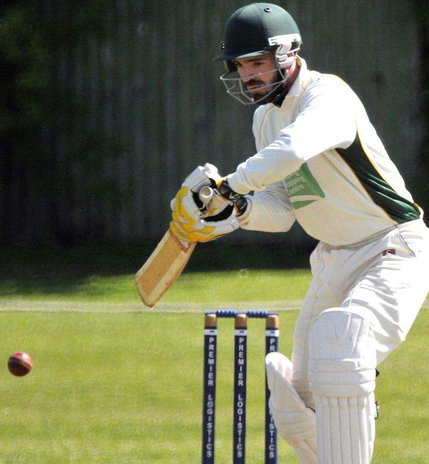 Ryan Bainborough hit 76 for Market Deeping 2nds. (2237670)