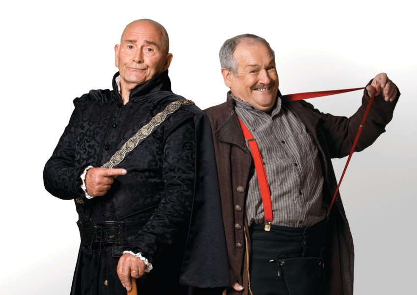 Cannon and Ball.