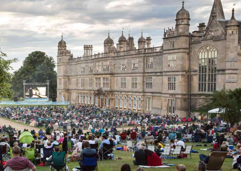 Burghley Film Festival returns at the end of the month