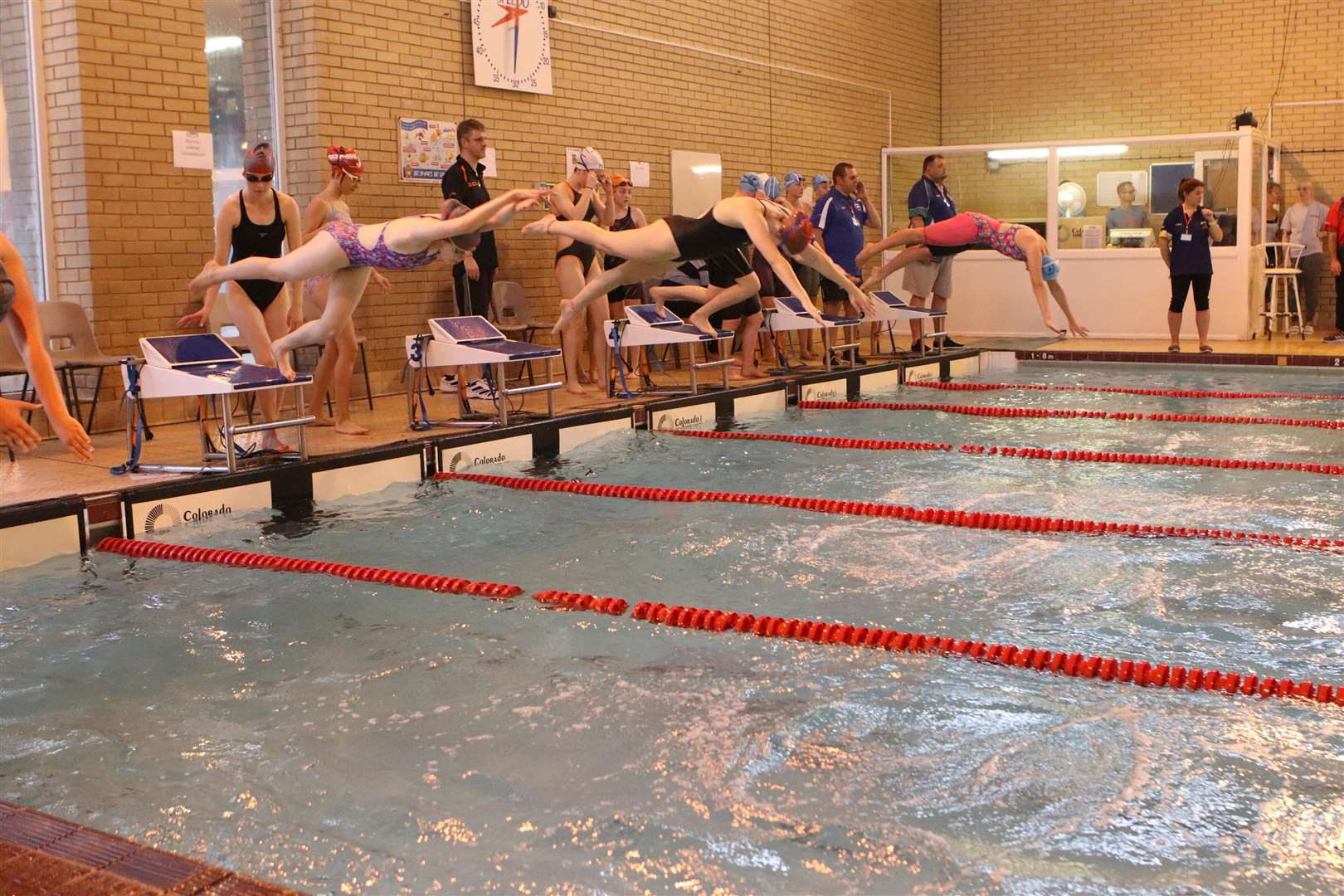 Deepings Swimming Club staged the Rob Welbourn Open Meeting. Photo: Gordon Cochran (4742522)