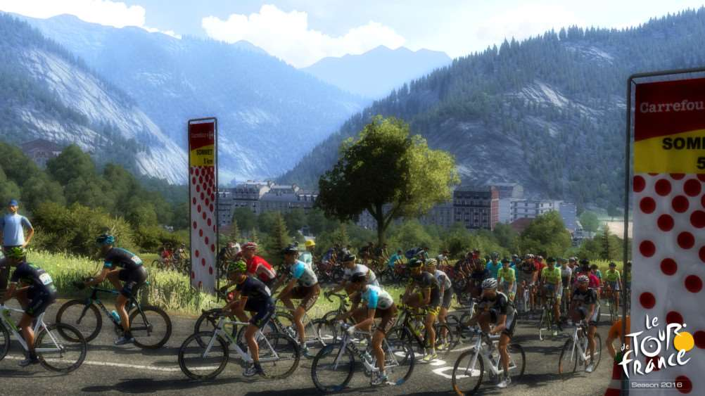 Le Tour de France 2016 screenshots
