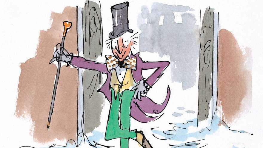 Dahl and illustrator Quentin Blake gave us legendary characters like the BFG and Willy Wonka